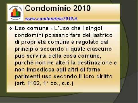 Condominio2010 - Lastrico Solare