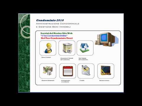 Filmato Presentazione Condominio2010