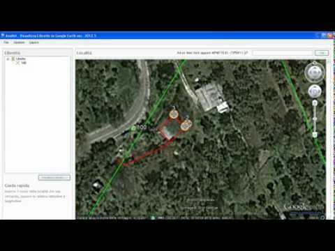 Analist 2013 - Rilievo in Google Earth